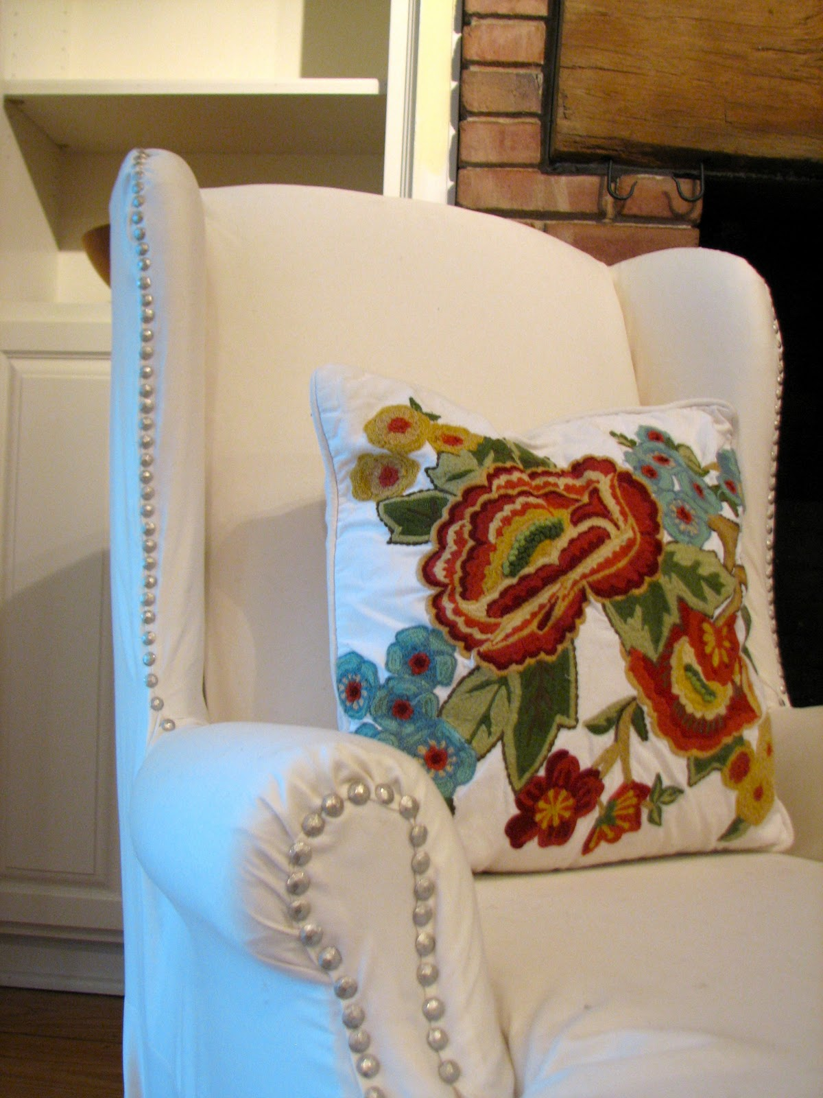 william sonoma chair covers kidkraft rocking three boys high end look for less wing with nail