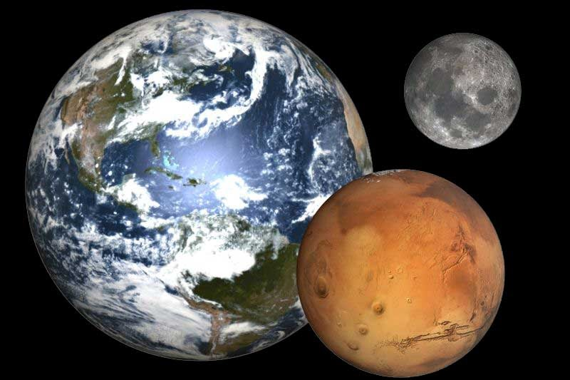 mars compared to the moon - 800×533