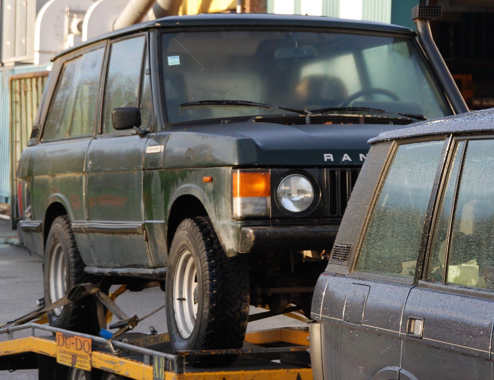 wild4x4 New Range Rover Classic 3 5 V8 2 door from 1982