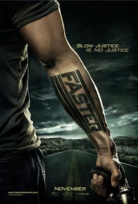 Faster Póster de la película