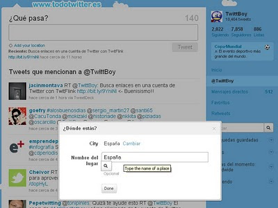 Twitter Places Captura 05
