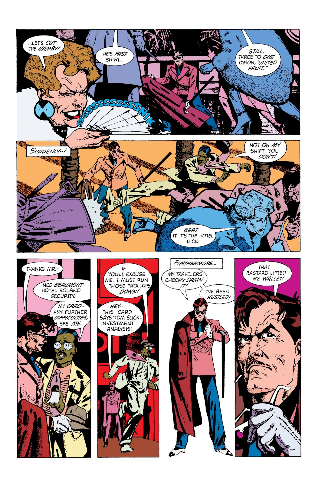 American Flagg! issue Definitive Collection (Part 2) - Page 53