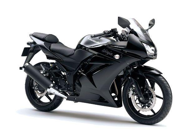 Just bought the new 2011 Kawasaki Ninja 250R