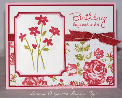 create with christy my mom s birthday card