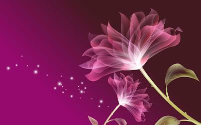 dibujo-de-flores-color-fucsia
