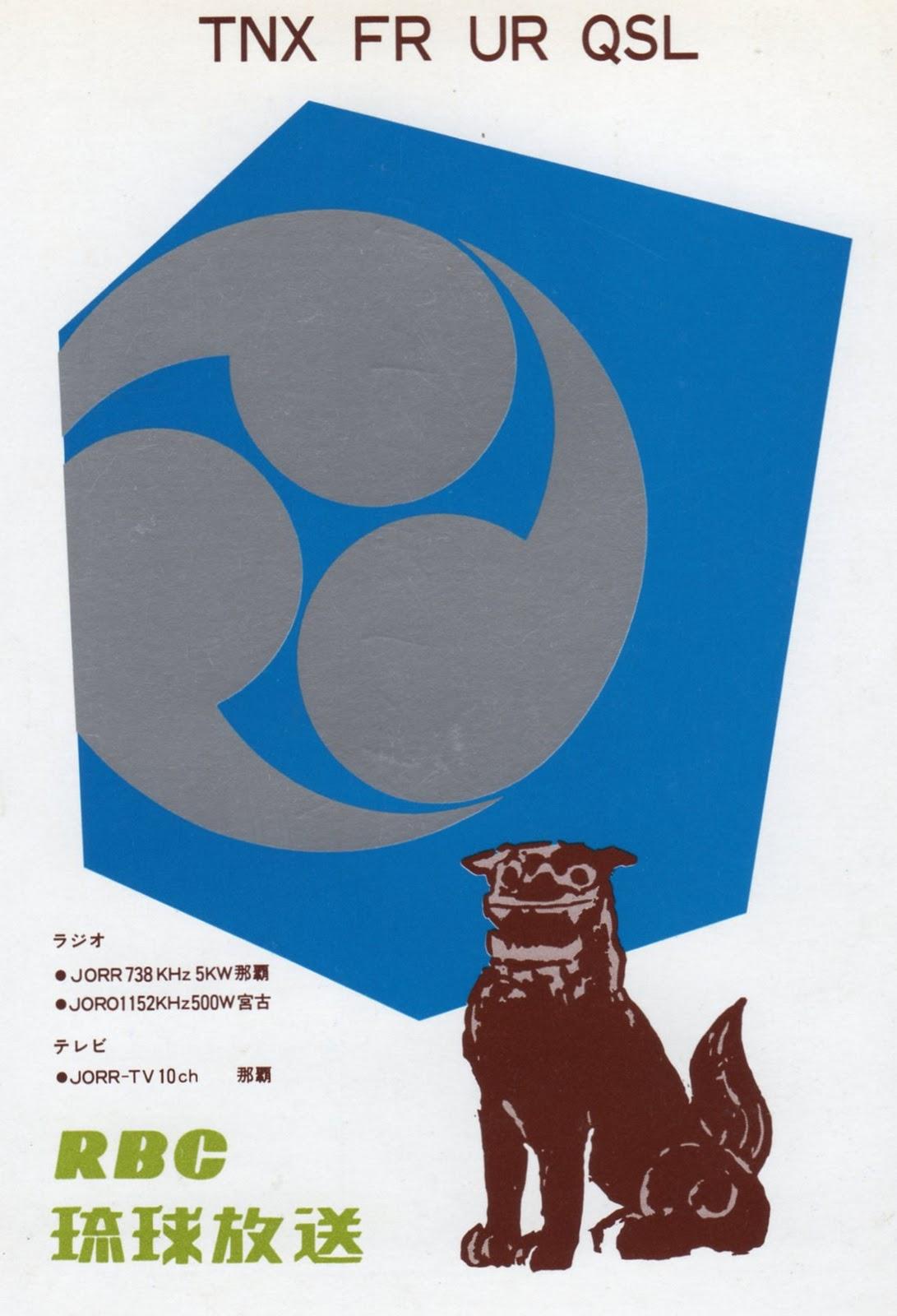 ベリカードの旅: RBC琉球放送