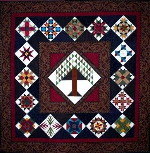 Quilts By Rosemary Biblical Blocks Quilt