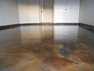 Skyline Painting Beautiful Garage Floors