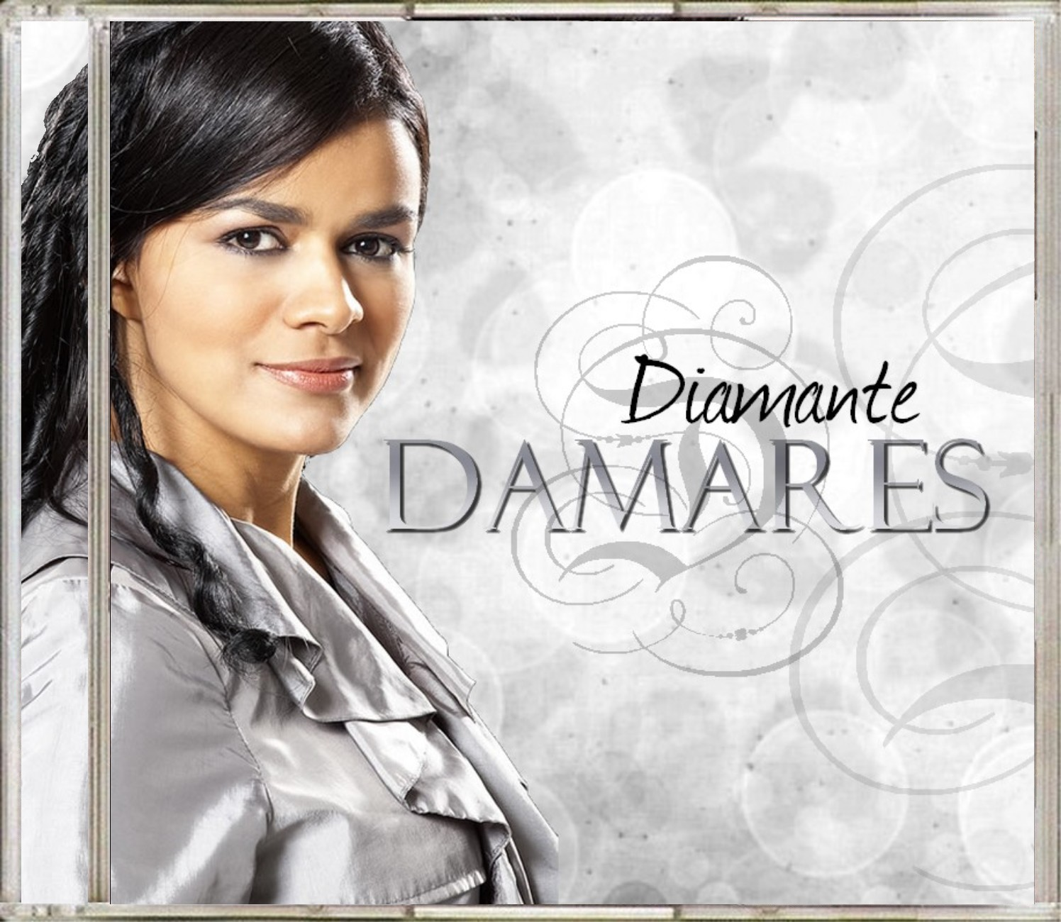 o cd da damares diamante