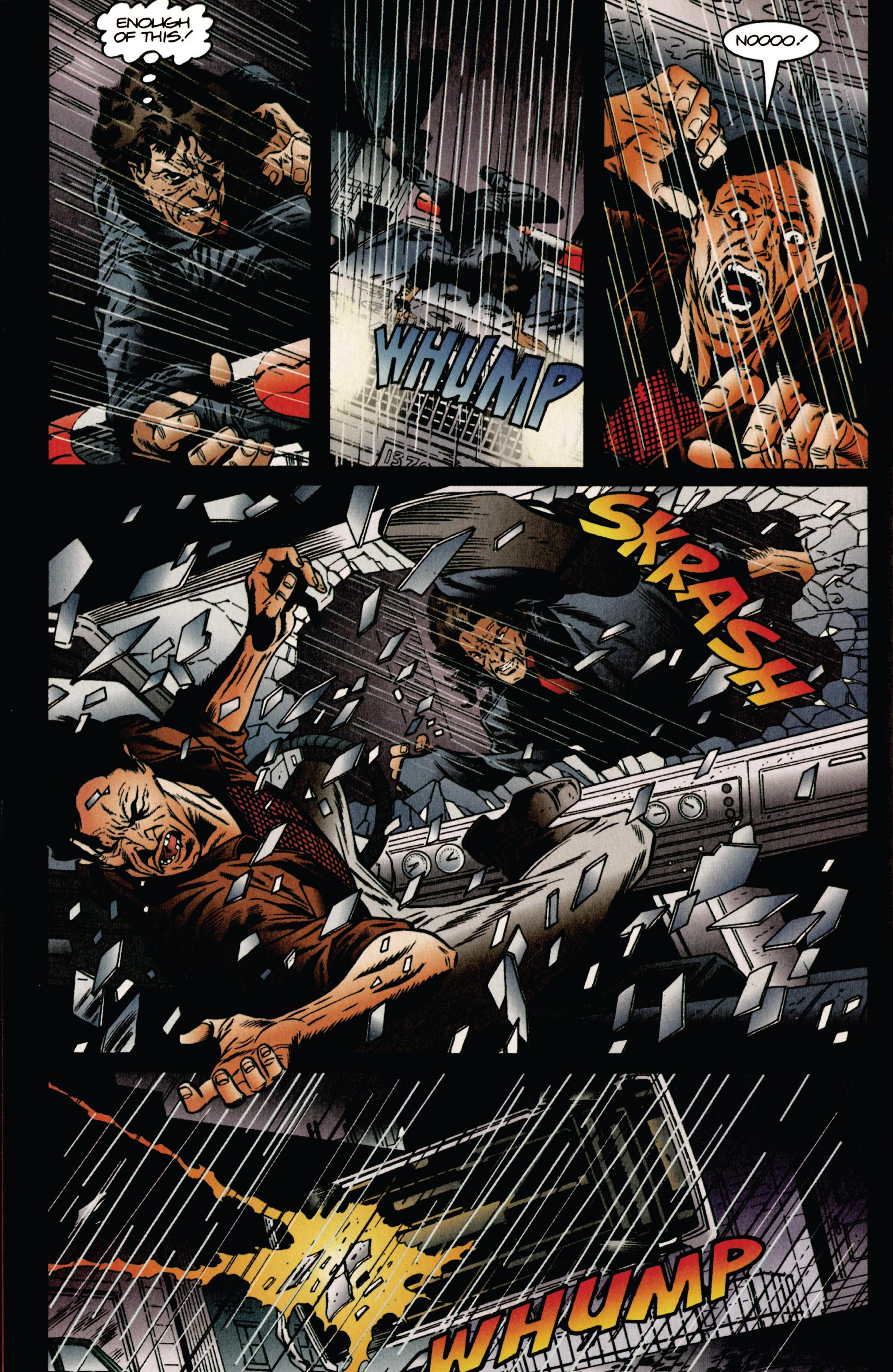 Read online Eternal Warrior (1992) comic -  Issue #39 - 16