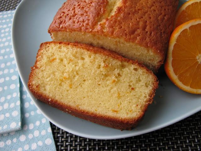 Recette Cake A L Orange De Sophie
