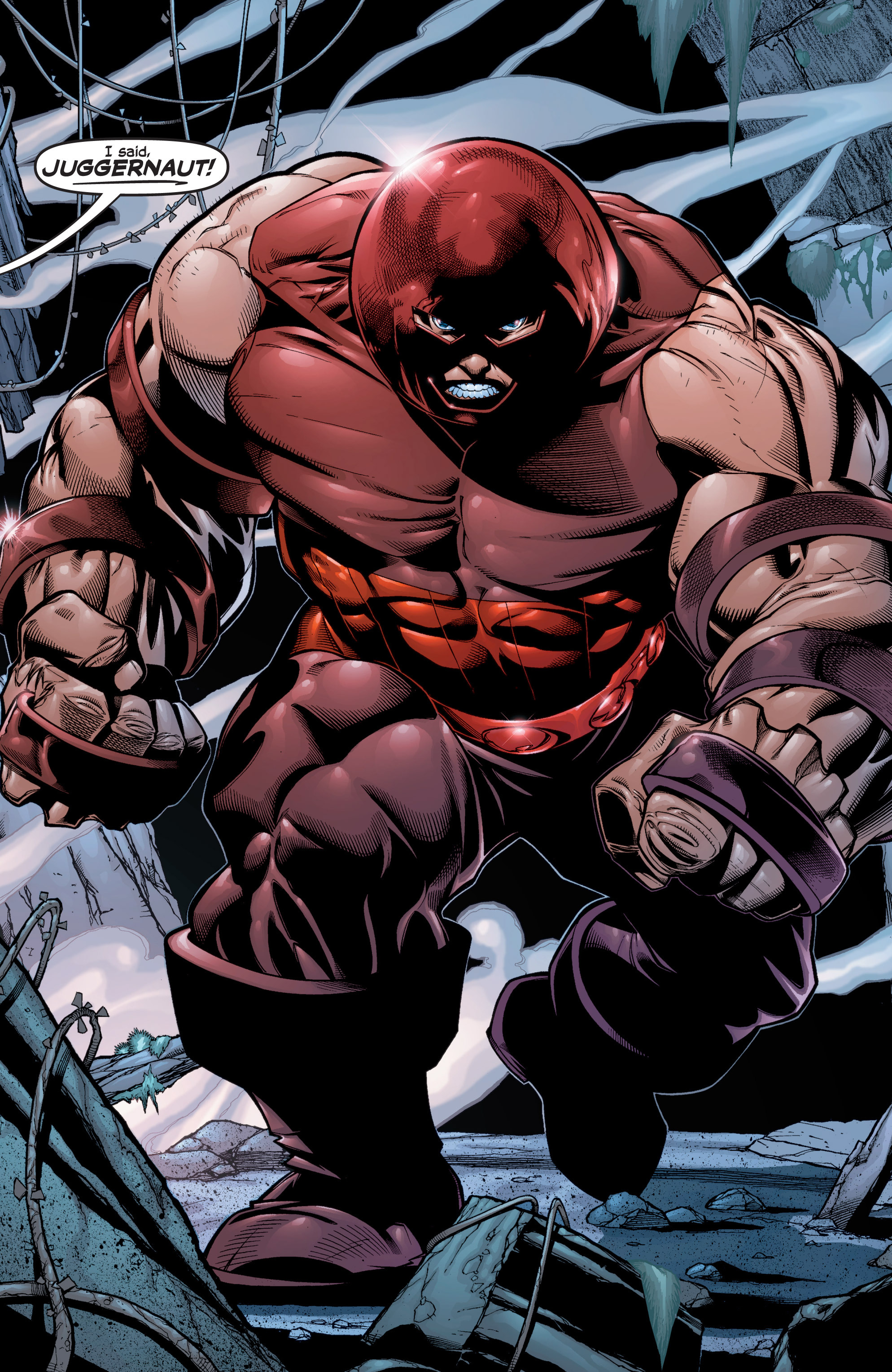 Read online Uncanny X-Men (1963) comic -  Issue #410 - 23