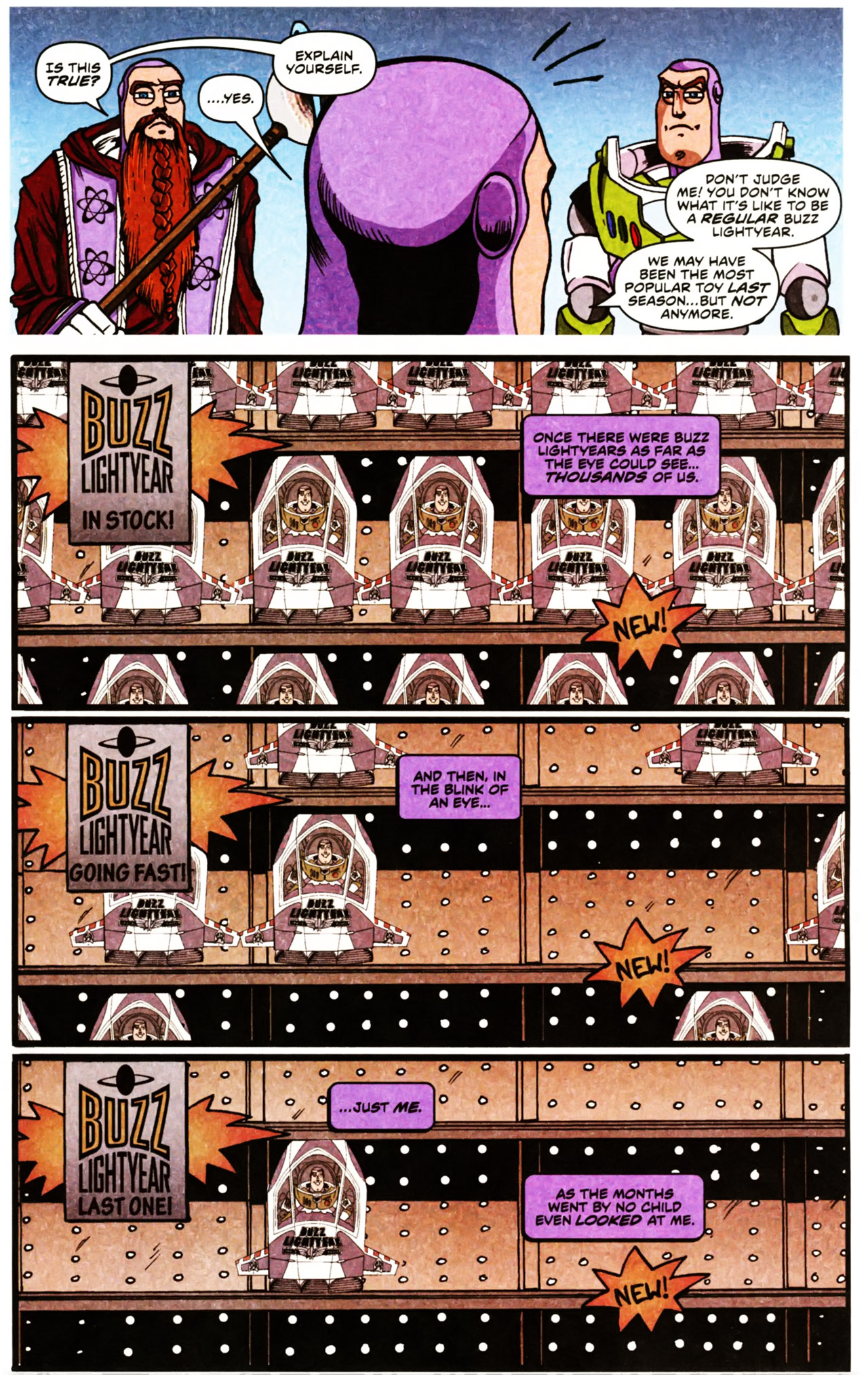 Read online Toy Story (2009) comic -  Issue #2 - 17
