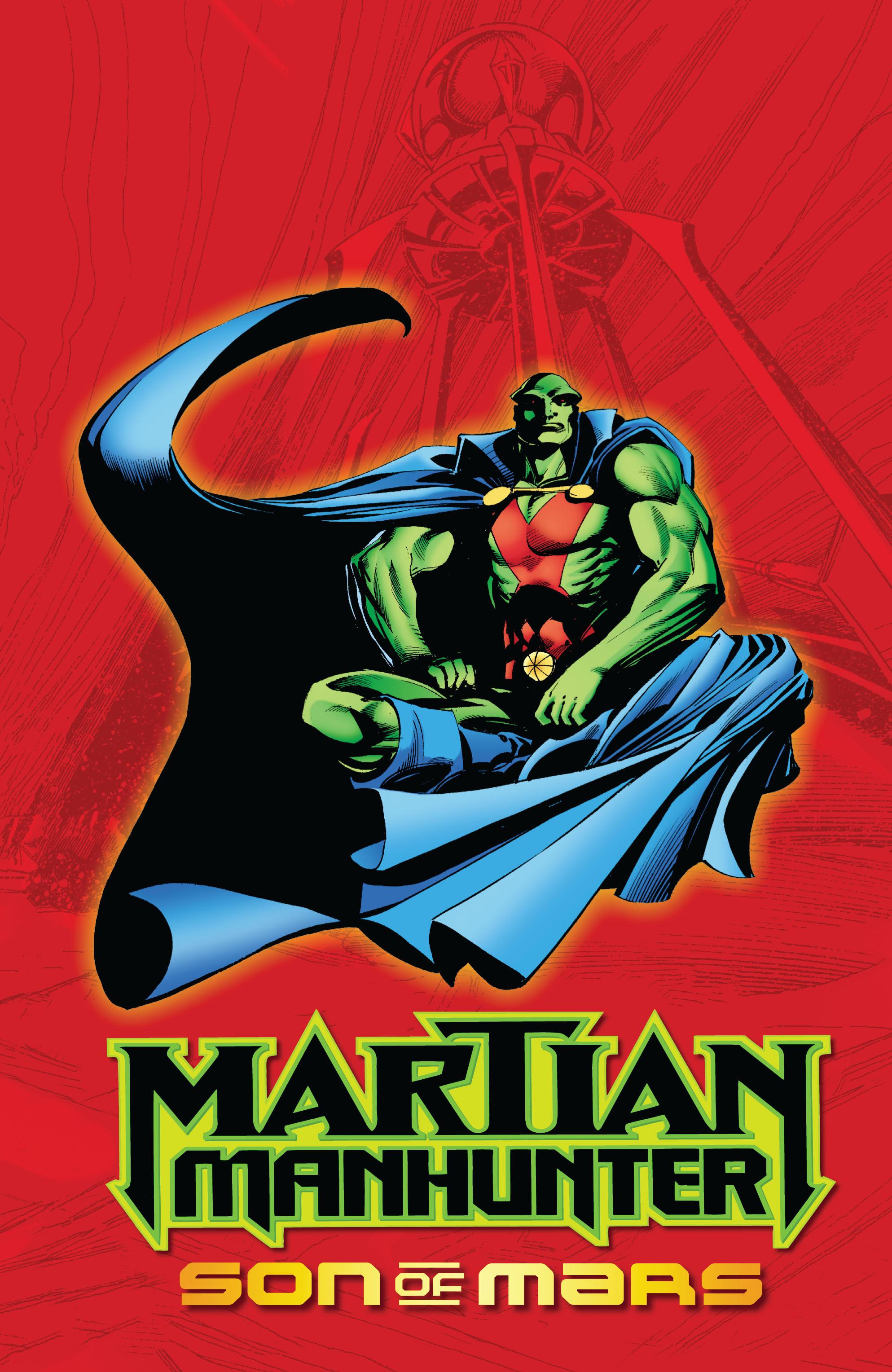 Read online Martian Manhunter: Son of Mars comic -  Issue # TPB - 3