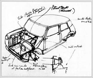 2016 New Design Method 新設計方法: The Unique MINI Cooper