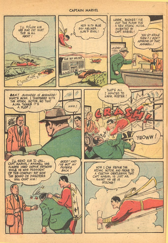 Captain Marvel Adventures issue 62 - Page 48