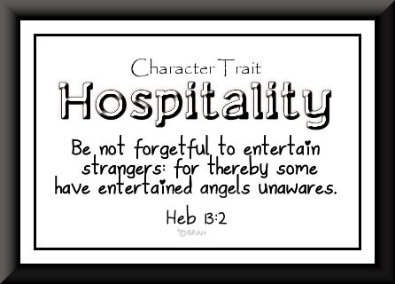Bran Made Tags: Character Trait Verses 1-12
