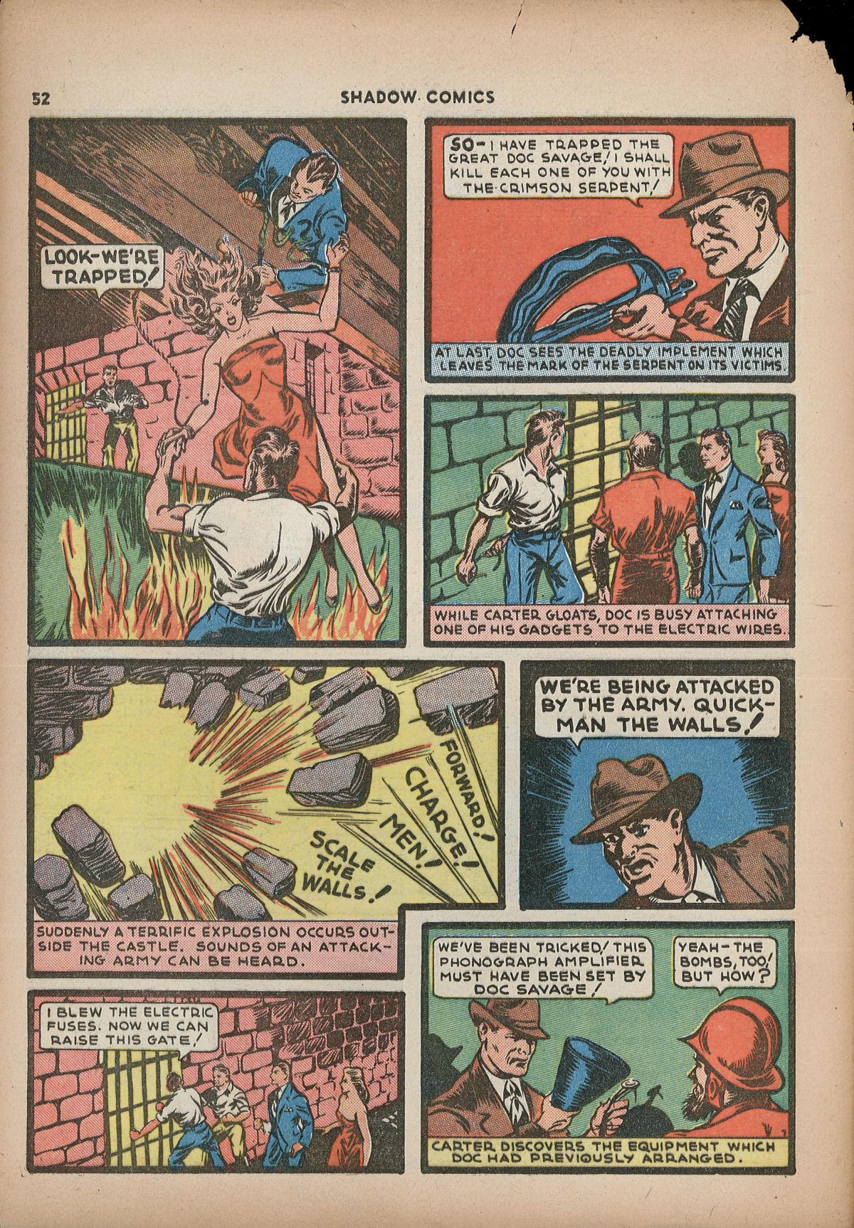 Read online Shadow Comics comic -  Issue #2 - 55
