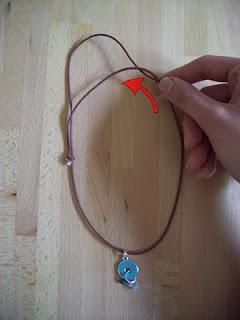 Come fare un nodo scorrevole per collane e bracciali ...