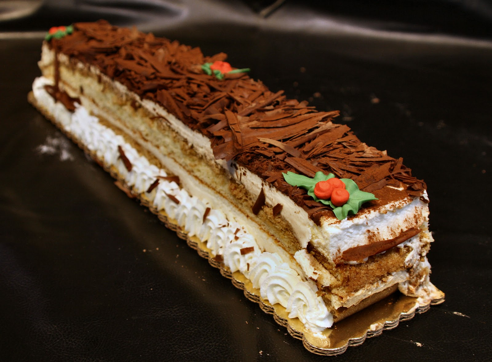 Cream Cake Recipe In English: Dessert Works Bakery: December 2010