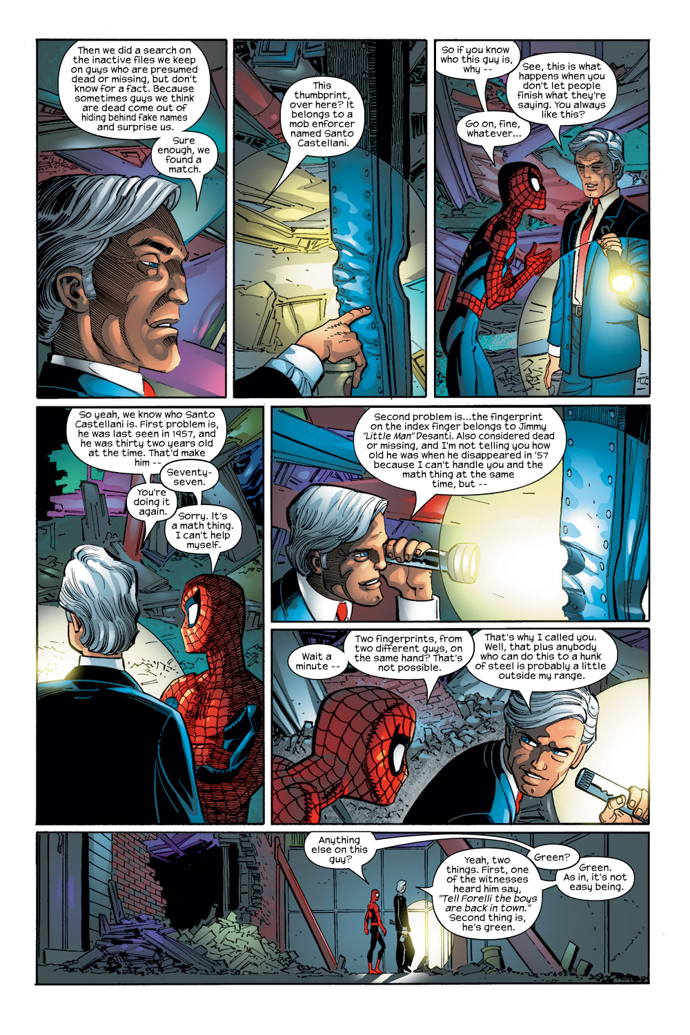 The Amazing Spider-Man (1999) 51 Page 16