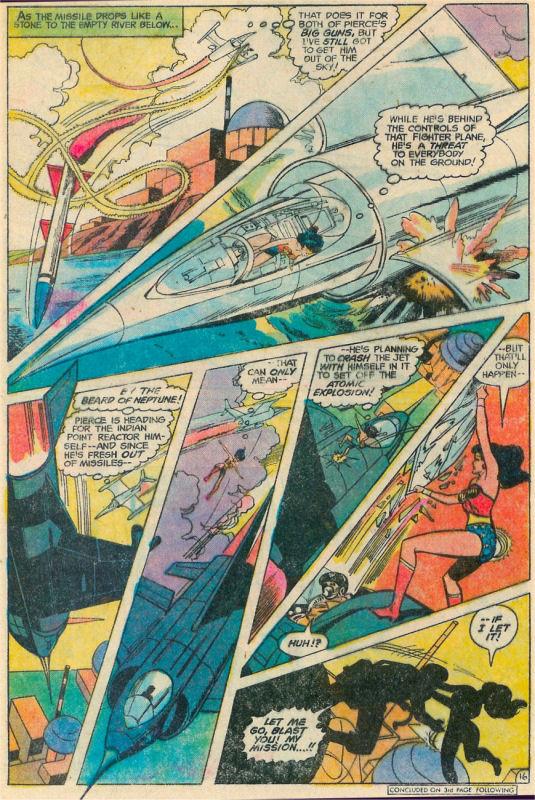 Read online Wonder Woman (1942) comic -  Issue #258 - 17