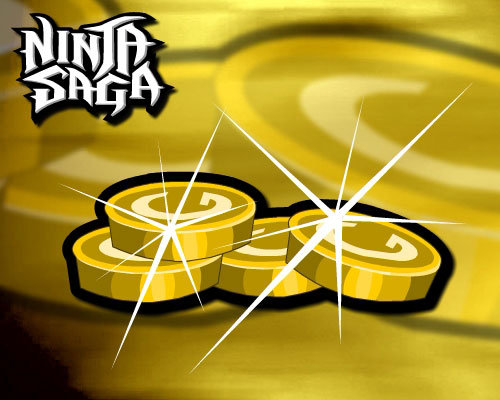 Cheat Ninja Saga Gold Permanen