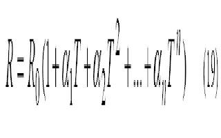 mediciones industriales: 1.3. Termorresistencias (Variable