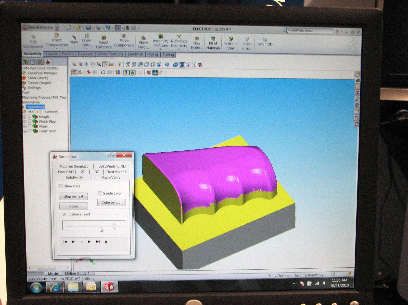 Our Blog Solidworks Tutorials 3d Printing Tips Cad News My First Circuit Board Designed Prototyped Assembled By Flickr David Northup And Bill Hall Of Dayton Ohio Office Staffed The Fisher Unitech Booth At Advanced Manufacturing Technology Show On October
