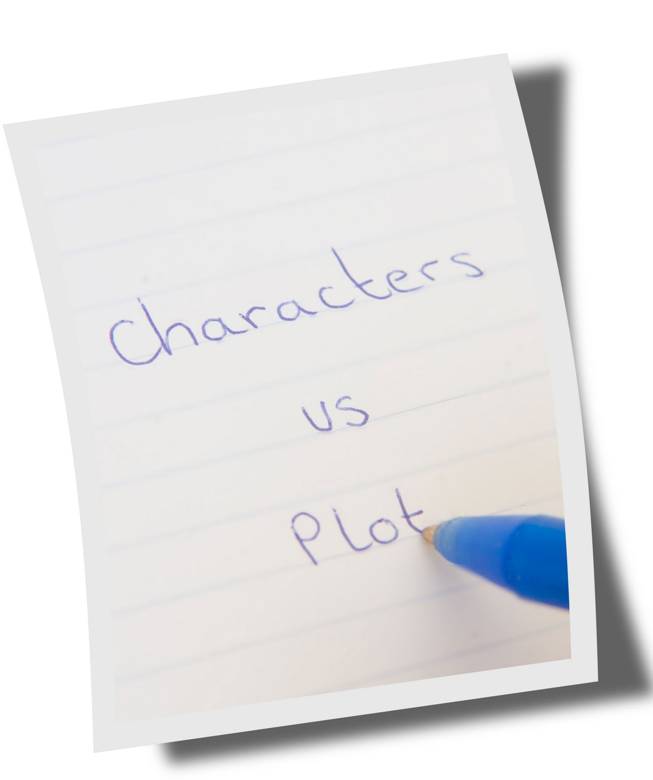 Which Comes First? The Character or The Plot