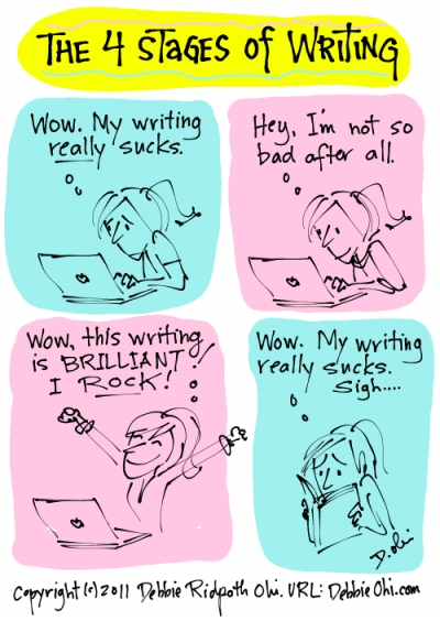 Becoming a Kickass Writer