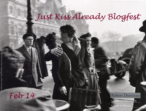 Just Kiss Already Blogfest Info