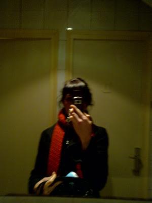 La mirada y el espejo, el autorretrato
