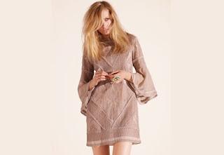 5a76eae6af72 Hippiekjole  Denne hudfargede flagredne kjolen kommer fra ASOS.com
