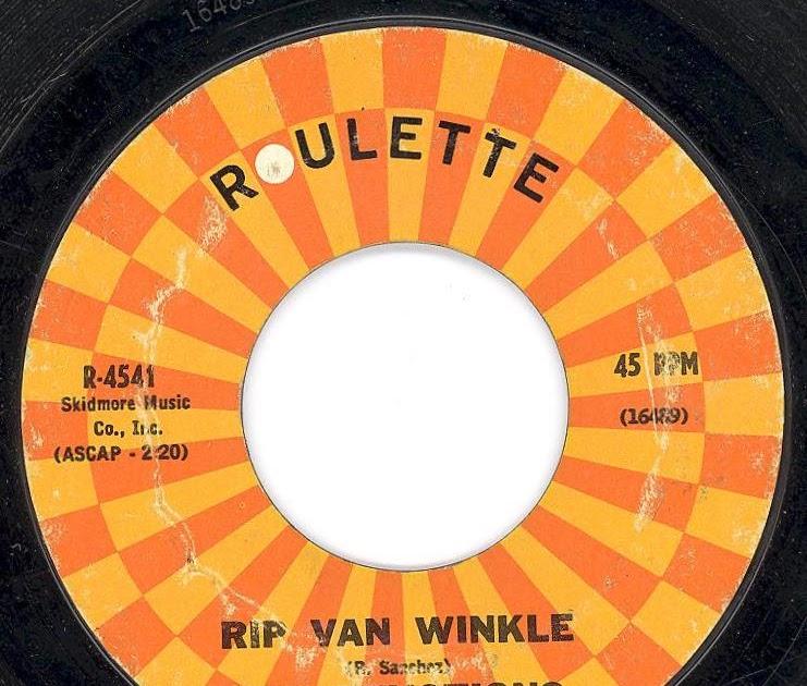 The Devil S Music The Devotions Rip Van Winkle Amp Johnny