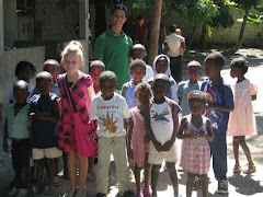 Little orphins in Haiti