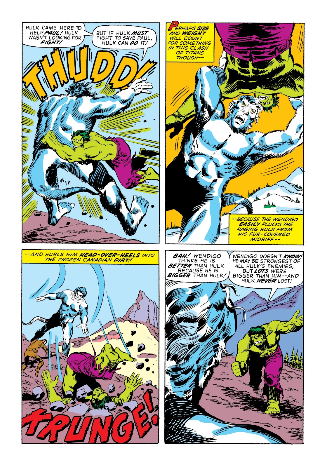 Read online Marvel Masterworks: The Incredible Hulk comic -  Issue # TPB 9 (Part 2) - 24