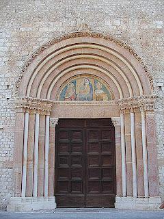 Porta Santa Santa Maria Collemaggio