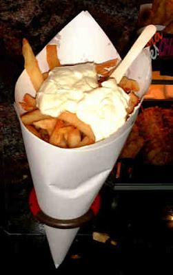 frites Maison Antoine