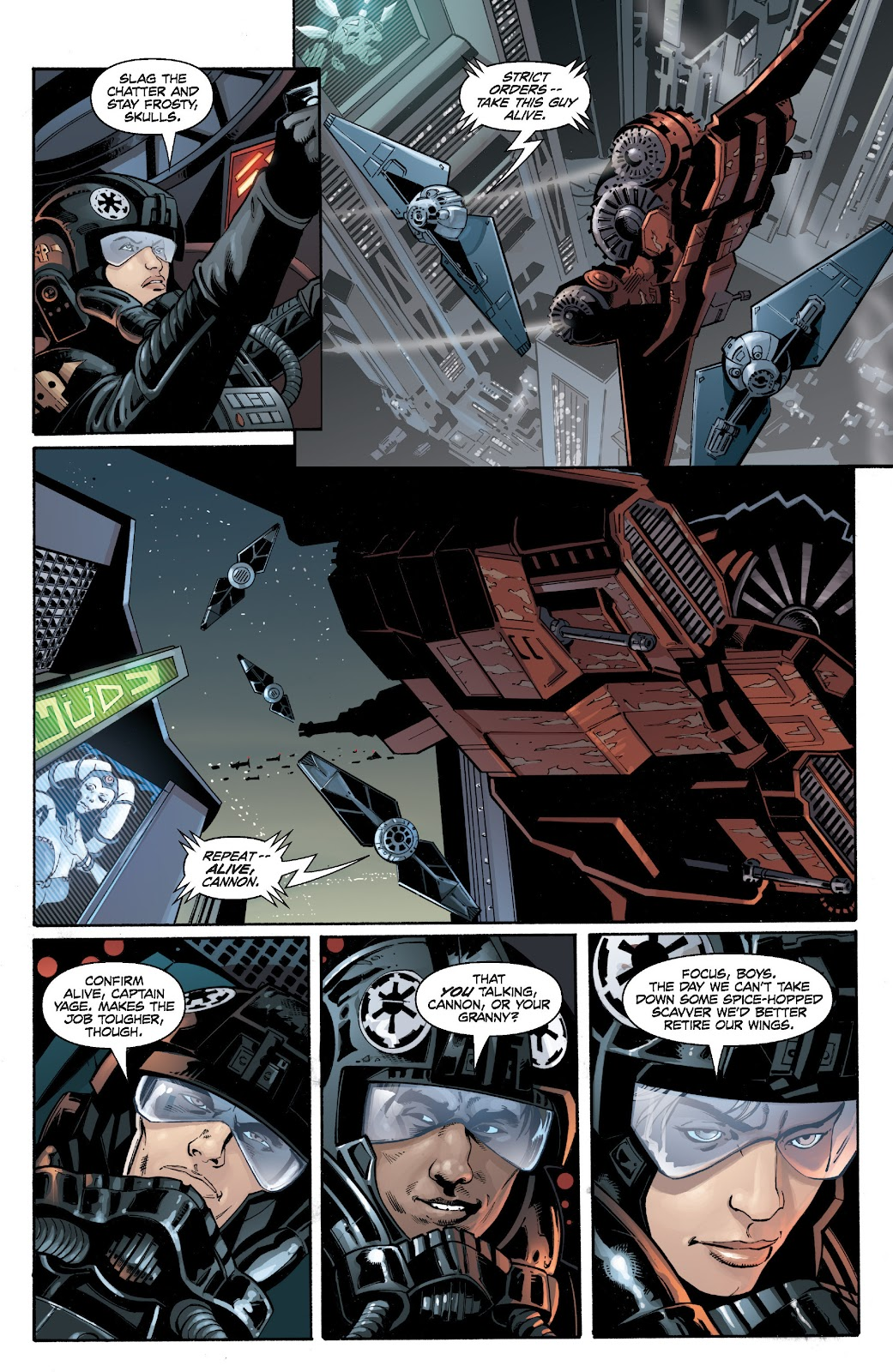 Read online Star Wars Legends: Legacy - Epic Collection comic -  Issue # TPB 1 (Part 4) - 23