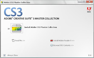 SIGMAX Tech: Adobe Creative Suite 3 Master Collection Free Trial DVD