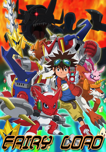 Digimon Loads