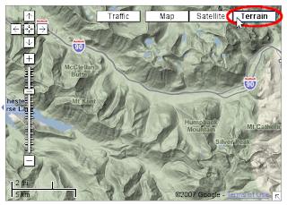 Google Lat Long Explore New Terrain