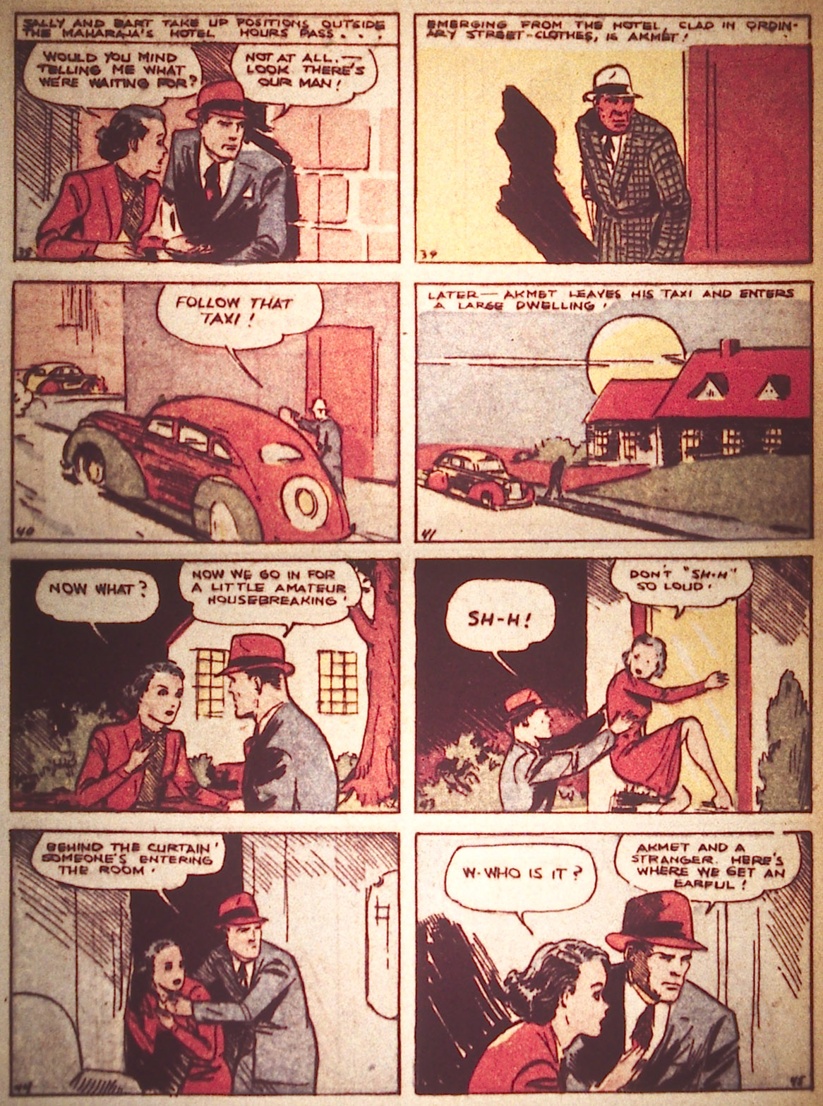 Read online Detective Comics (1937) comic -  Issue #18 - 31