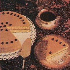 Receta de Torta de Café
