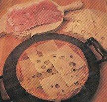 Receta de Tortillas de Queso Roquefort
