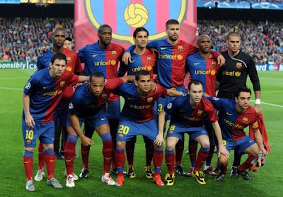 As Rom Fc Barcelona
