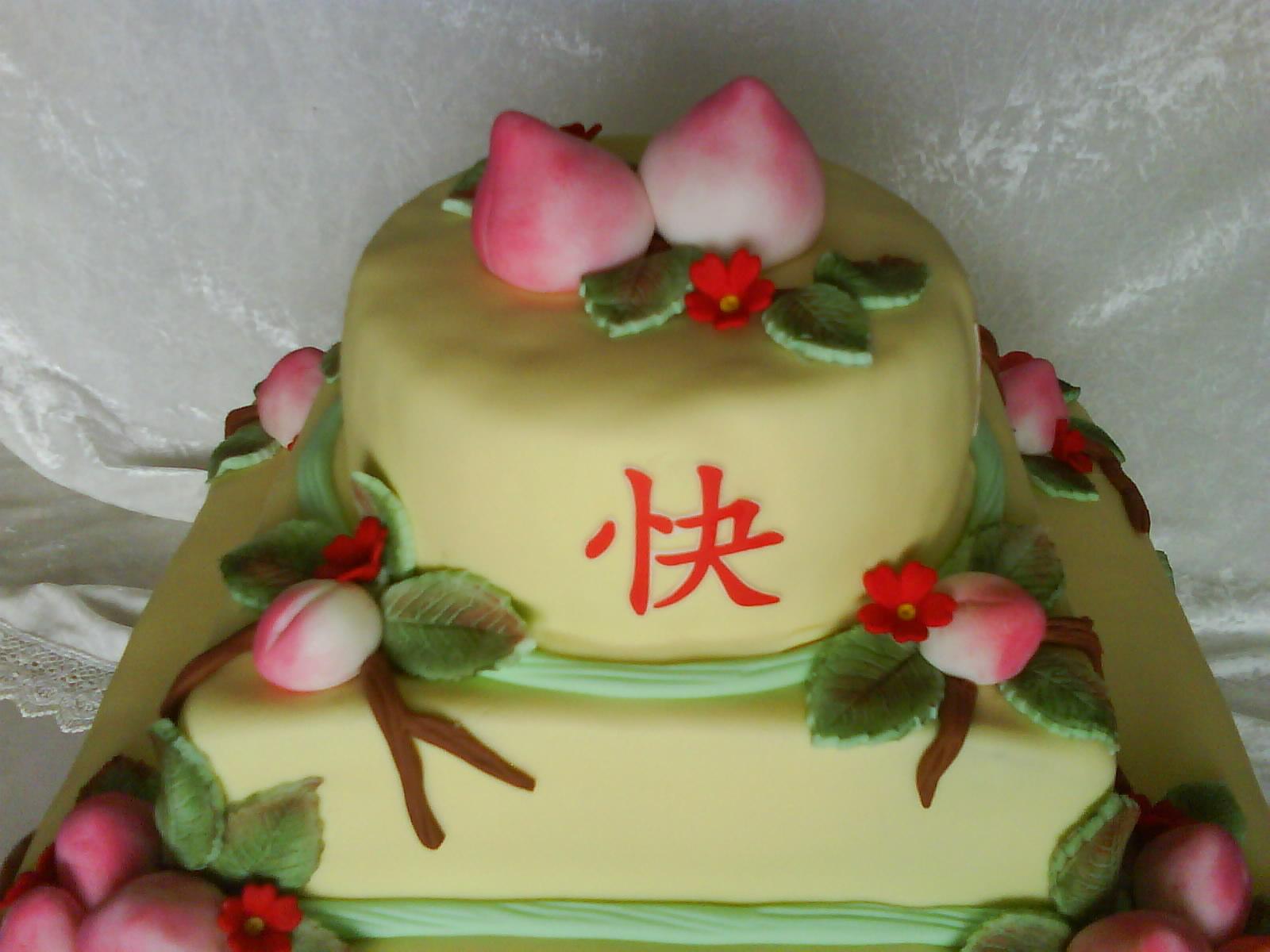 THE BEST CAKES IN TOWN: GRANDPA BIRTHDAY CAKE