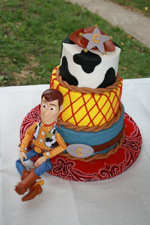 Buzz And Woody Cake Pan