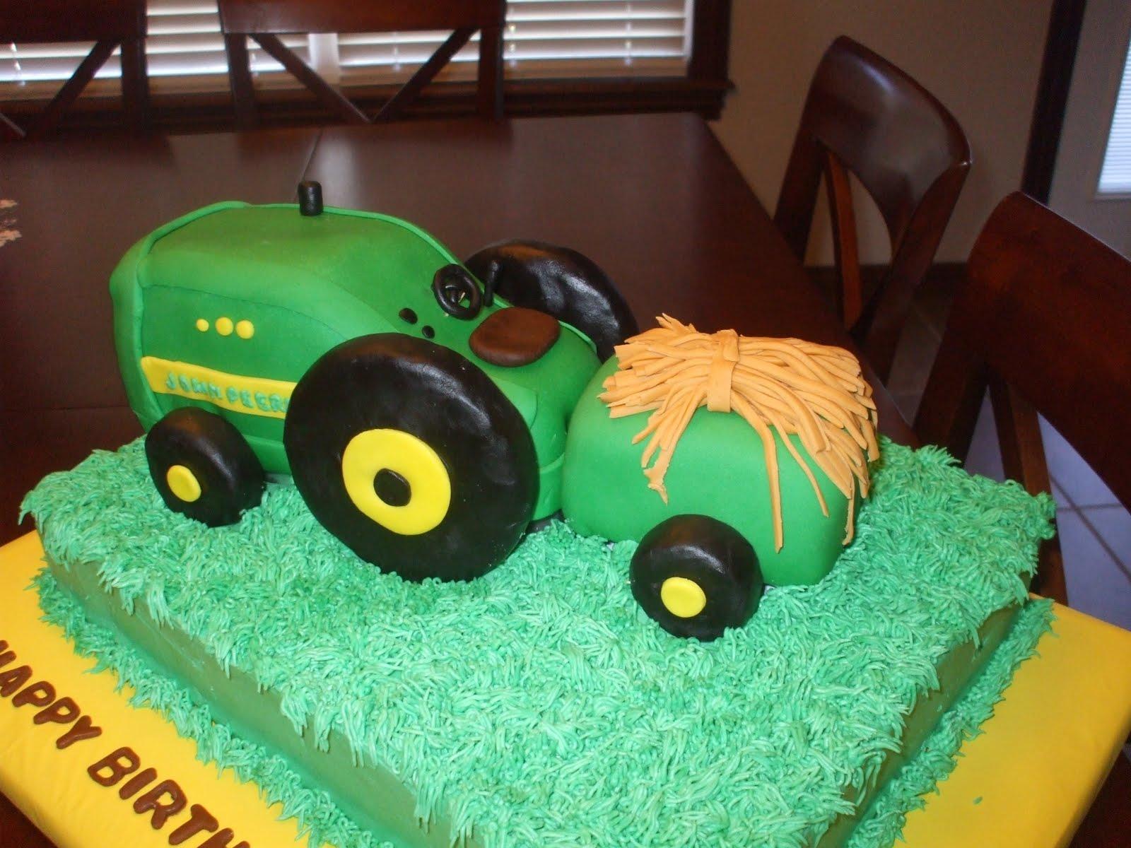 Wilton Cement Mixer Birthday Cake